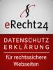 Logo eRecht24 zur rechtssicheren Datenschutzerklärung